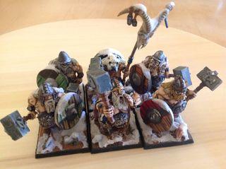 Ogros Warhammer