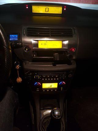 Citroen C4 coupe 2005