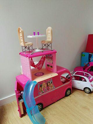 Coche juguete Barbie
