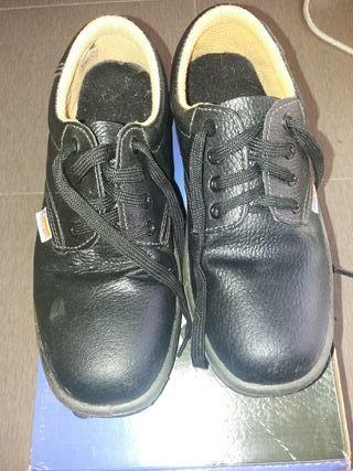 zapatos seguridad talla 38