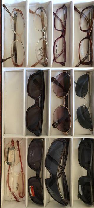 Gafas de sol y graduado de adultos