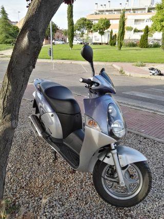 scooter honda@125