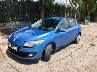 Renault Megane azul 1.5cc 110cv