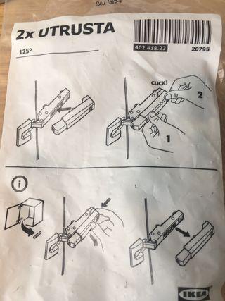Amortiguador bisagra IKEA