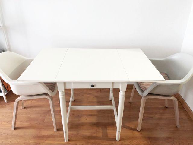 Mesa Comedor IKEA de segunda mano por 55 € en Madrid - wallapop