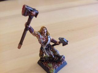 Warhammer Sigmar conversion