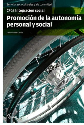 Libro integracion social. Promoción Aut. personal