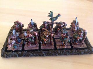 Warhammer Halflings