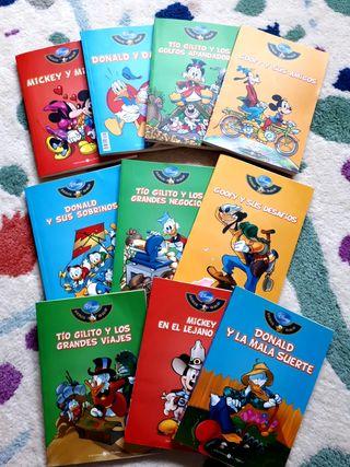 Comics Disney