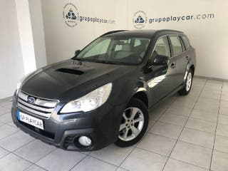 Subaru Outback 2.0D Executive Plus Aut.