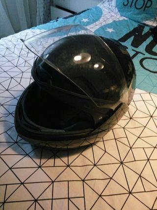 casco moto bmw modular