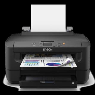 Epson WorkForce WF 7210DTW impresora
