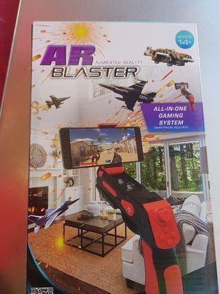 Pistola realidad aumentada bluetooth