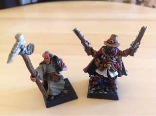 Warhammer, Mordeheim minis