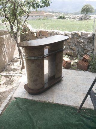 barra mueble bar vintage