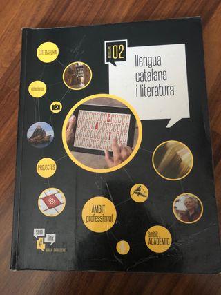 Libro Catalán 2 Bachillerato