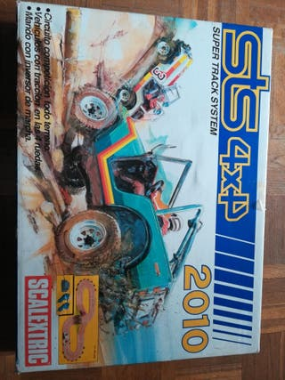 Circuito Scalextric STS