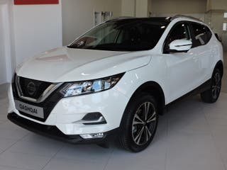 Nissan Qashqai GASOLINA 2018