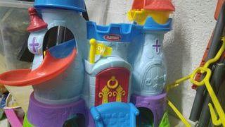 castillo playskool como nuevo