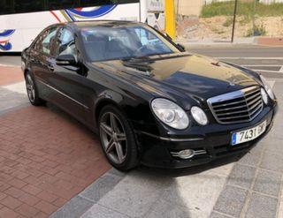 Mercedes-Benz E 320 cdi 7g w211