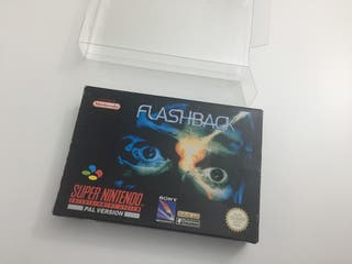 Flashback super nintendo pal Esp