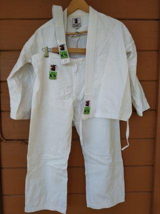 Quimono de Karate marca Nakura