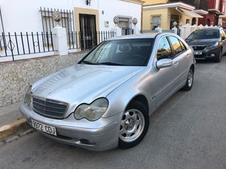 Mercedes-Benz Clase C Classic 220CDI 2003
