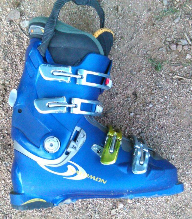 Botas de esqui salomon