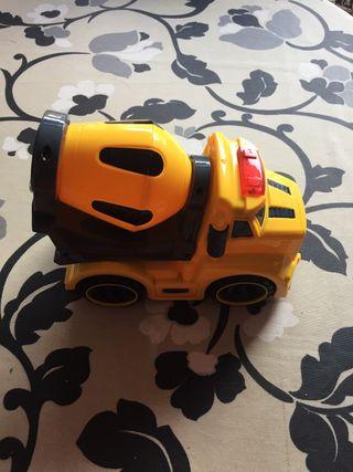 hormigonera camion