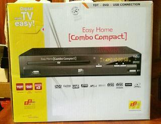 Combo TDT + DVD BestBuy