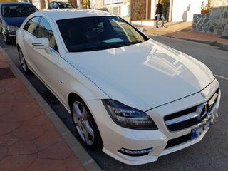 Mercedes-Benz Clase CLS CDI 2012 AMG