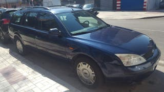 ford mondeo touring Tdci