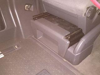 Tapas asientos vw t5