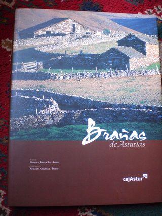 libro Brañas de Asturias