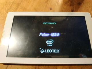 Teléfono Tablet Leotec Pulsar IS3G