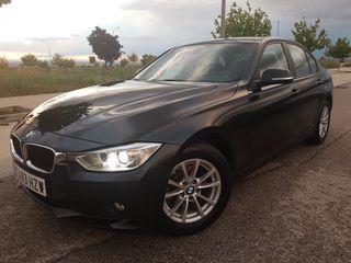 BMW 318 d, 143 cv, 10/2014