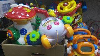 juguetes infantiles