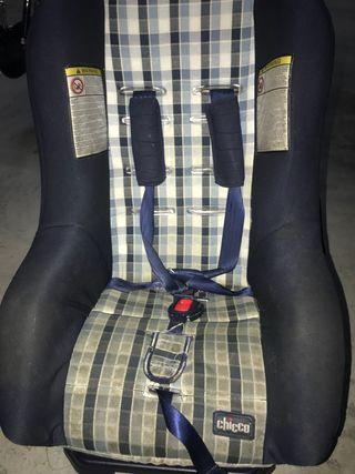 2 sillas coche iguales por 15€