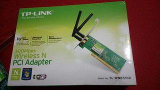 Antena tarjeta wifi tp-link