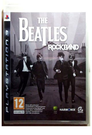 THE BEATLES ROCKBAND - PS3 - PRECINTADO -