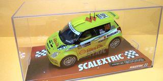 Suzuki Swift amarillo Scalextric