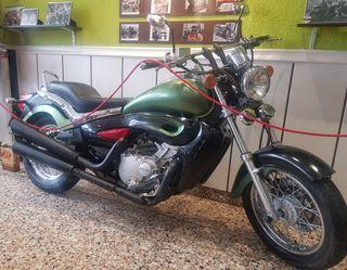 moto chopper custom 250cc nueva