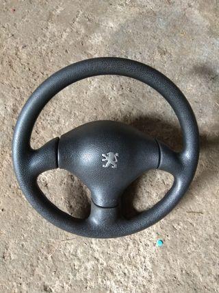 Volante y airbag