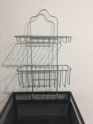 Organizador de rejilla cocina