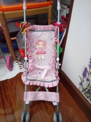 silla muñecas