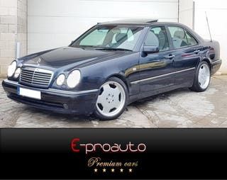 Mercedes-benz E50 AMG Ed. Limitada Impecable