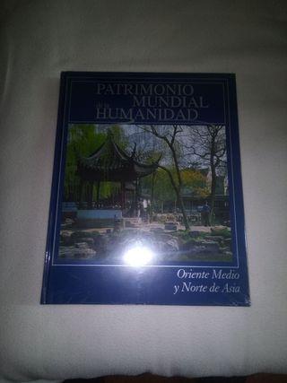 coleccion libros patrimonio de la humanidad
