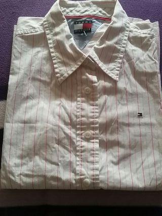 camisa niña de tommy talla 12