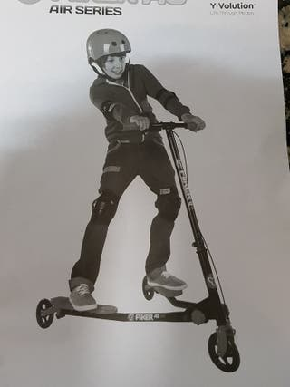 patinete 3 ruedas fliker A3