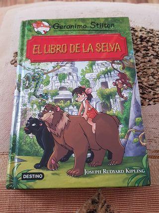 Libro Geronimo Stilton Adptaciones